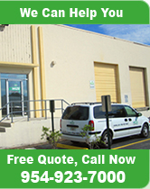 Free quote, call 954-923-7000